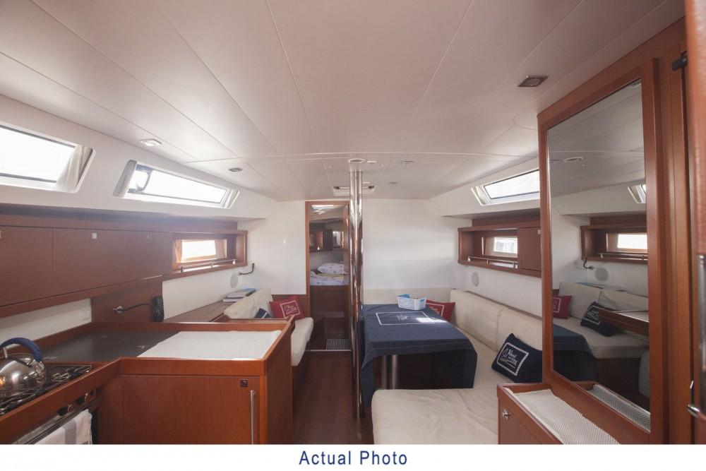 Boat rental Bursa cheap Oceanis 41