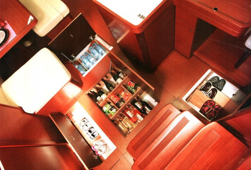 Boat rental Bodrum cheap Dufour 450 GL