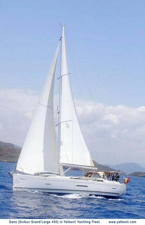 Rental Sailboat in Bodrum - Dufour Dufour 450 GL