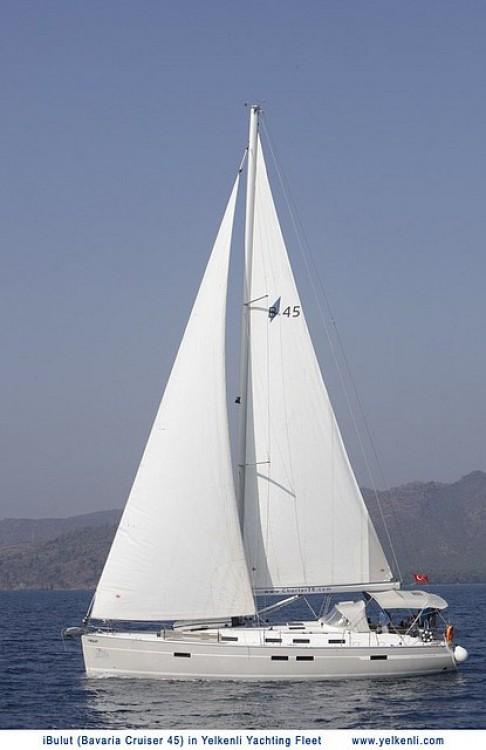 Rental yacht Orhaniye - Bavaria Bavaria 45 Cruiser on SamBoat
