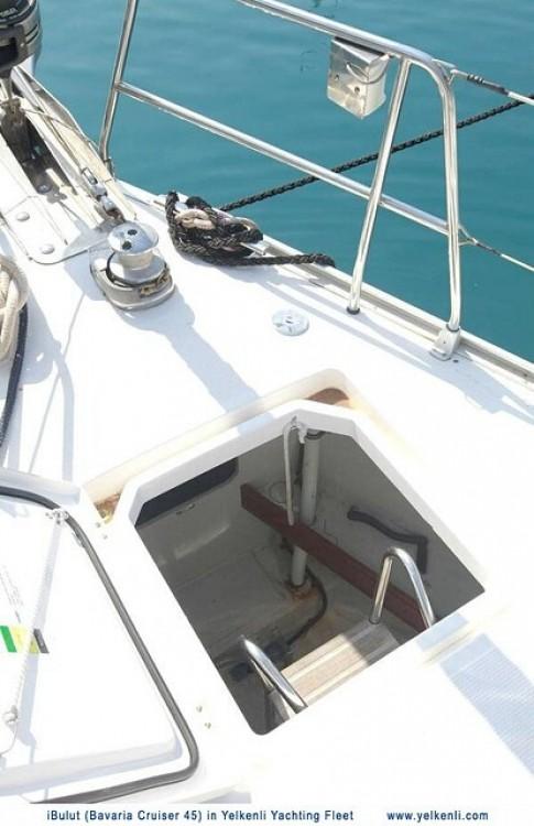 Bavaria Bavaria 45 Cruiser between personal and professional Orhaniye