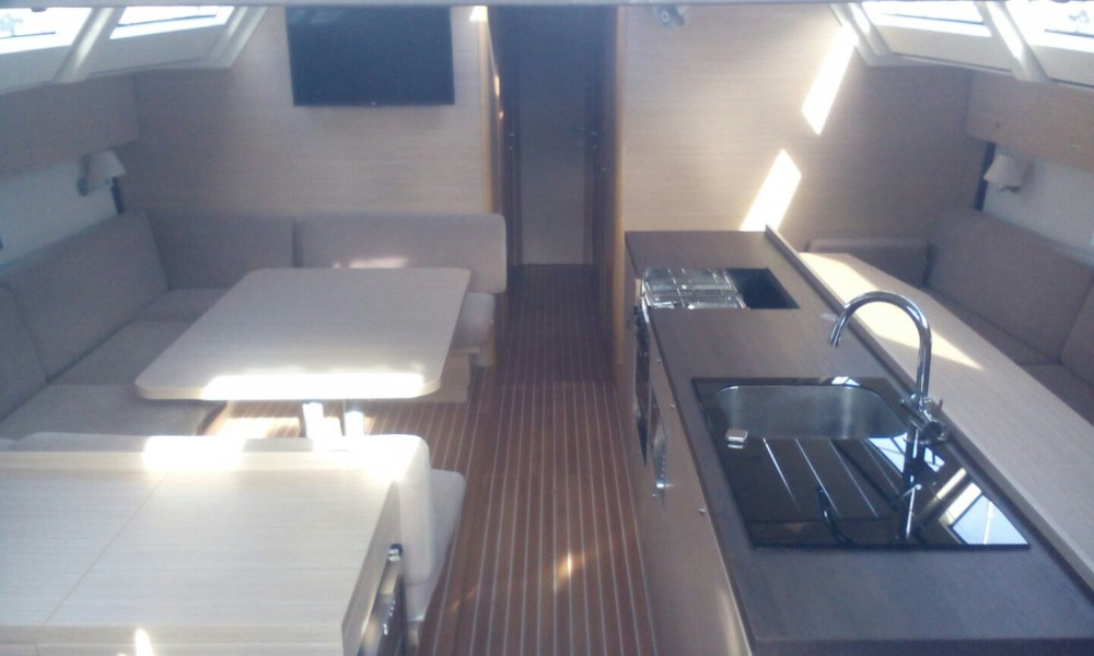 Boat rental D&d D&D Kufner 54.2 in Krk on Samboat