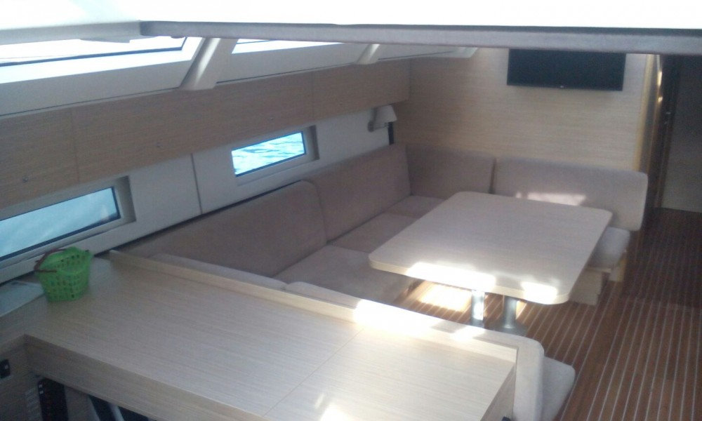 Rental Sailboat in Krk - D&d D&D Kufner 54.2