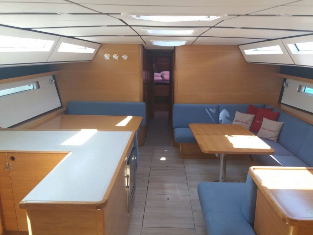 Hire Sailboat with or without skipper D&d ACI Marina Trogir