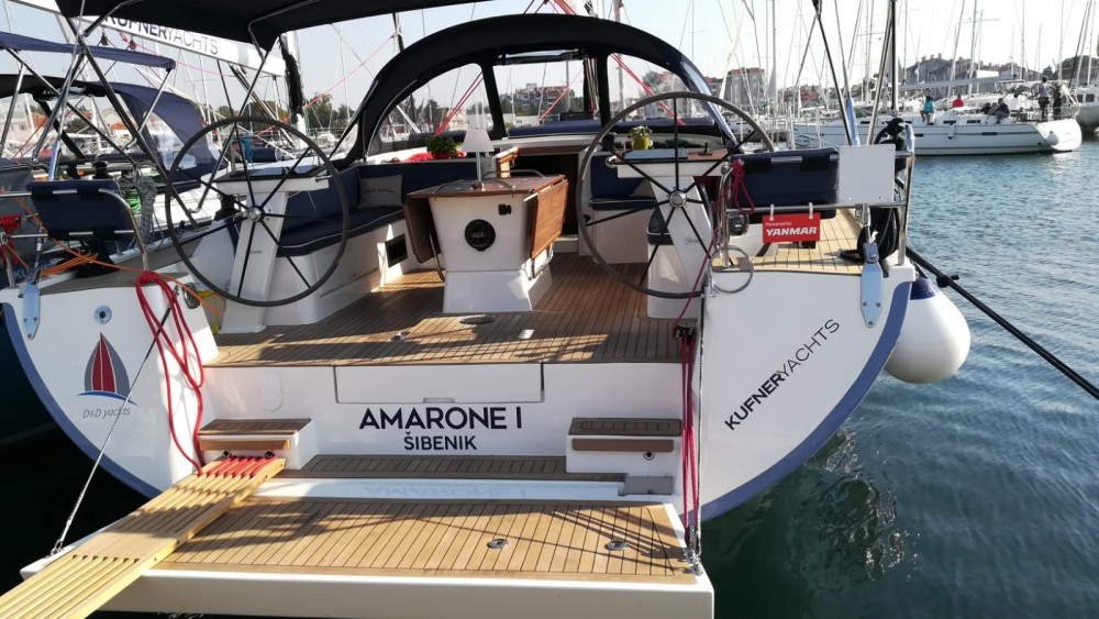 Boat rental D&d D&D Kufner 54.2 in ACI Marina Trogir on Samboat