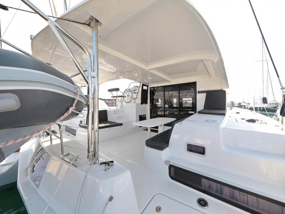 Catamaran for rent Sukošan at the best price