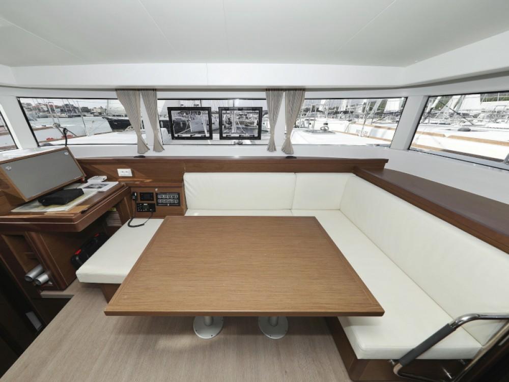 Boat rental Sukošan cheap Lagoon 40