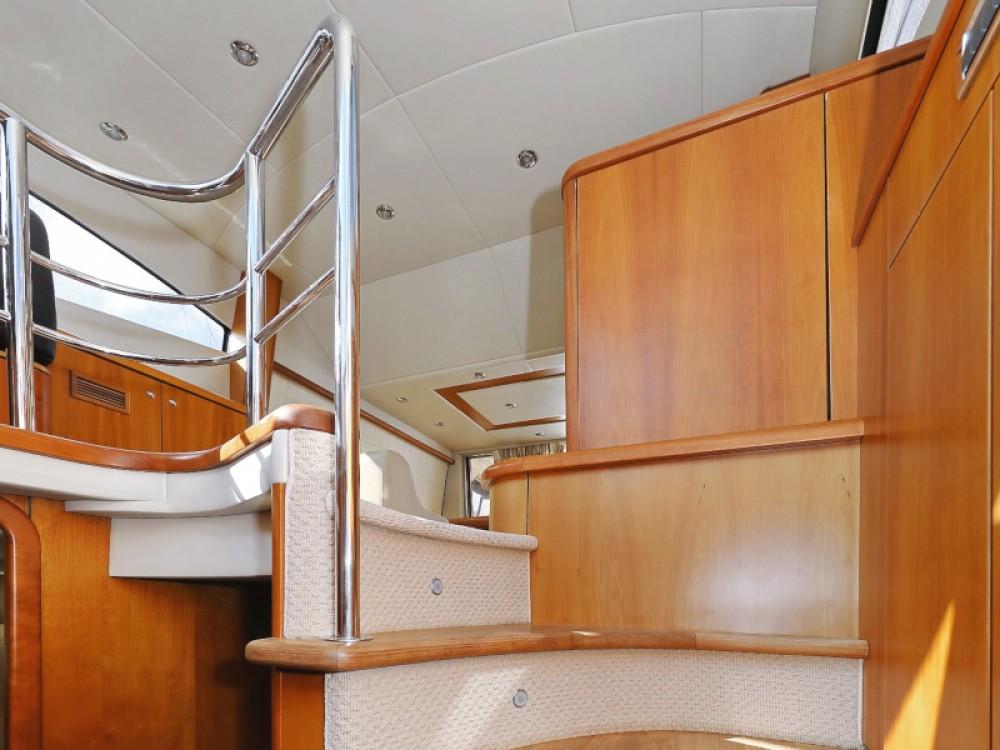 Boat rental Sukošan cheap Sunseeker Manhattan 50