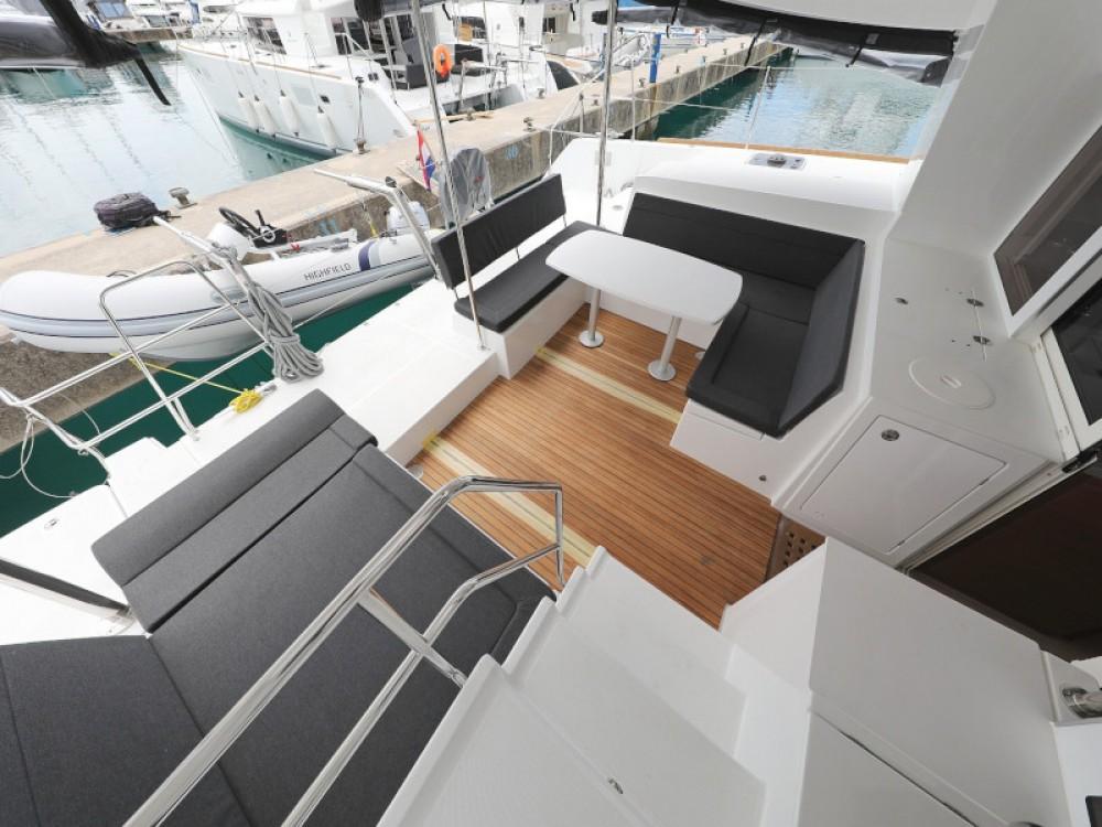 Boat rental Sukošan cheap Lagoon 450