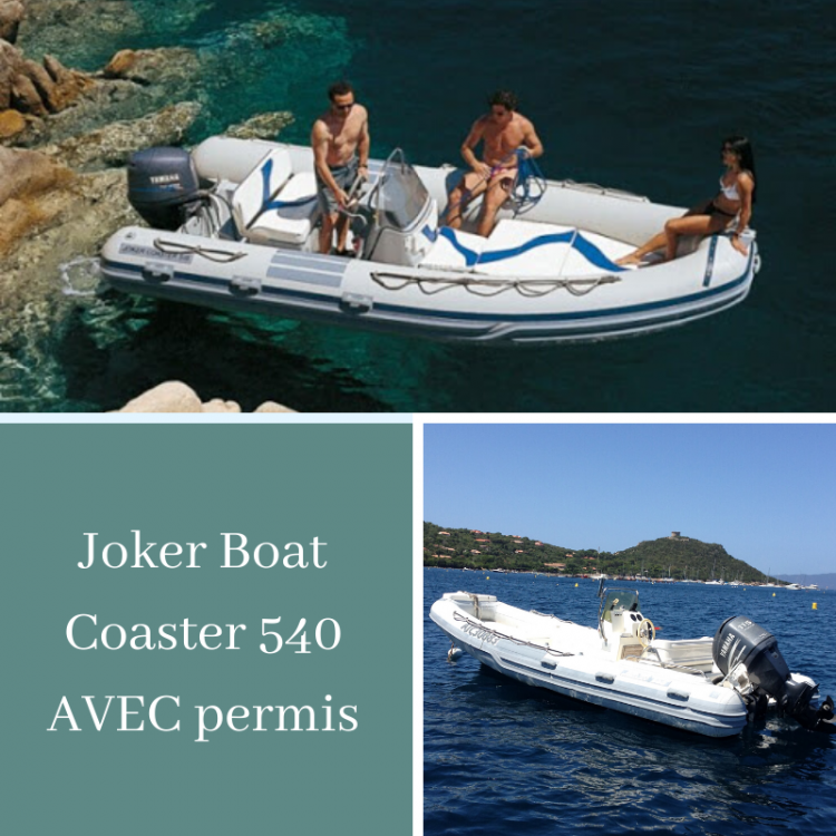 Rental yacht Serra-di-Ferro - Joker Boat Coaster 540 on SamBoat