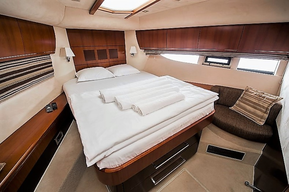 Galeon Galeon 640 Fly between personal and professional Sibenik