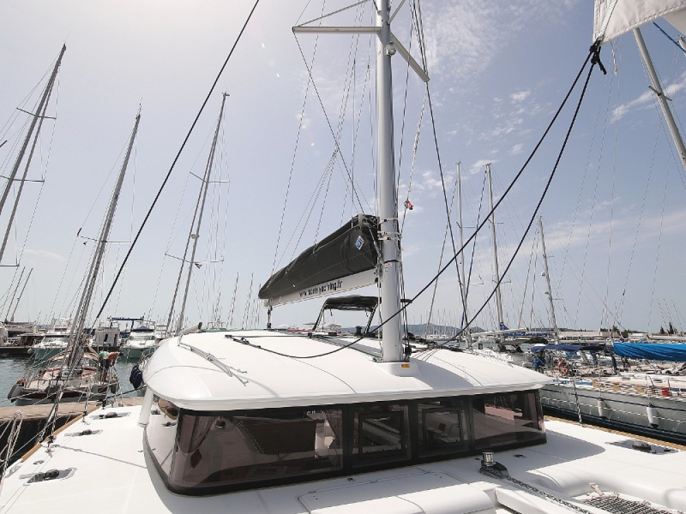 Boat rental Sukošan cheap Lagoon 400 S2 LIMITED EDITION