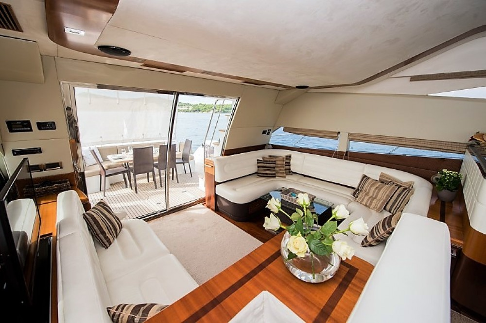 Boat rental Sibenik cheap Galeon 640 Fly