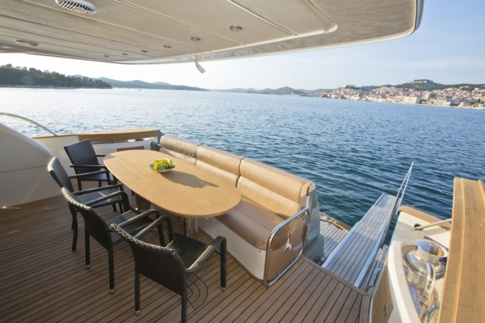 Hire Yacht with or without skipper Abacus Šibenik