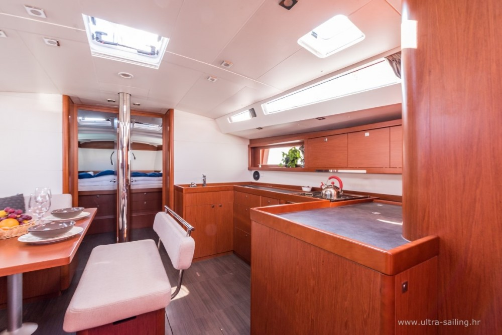 Rental Sailboat in ACI Marina Split - Bénéteau Oceanis 48