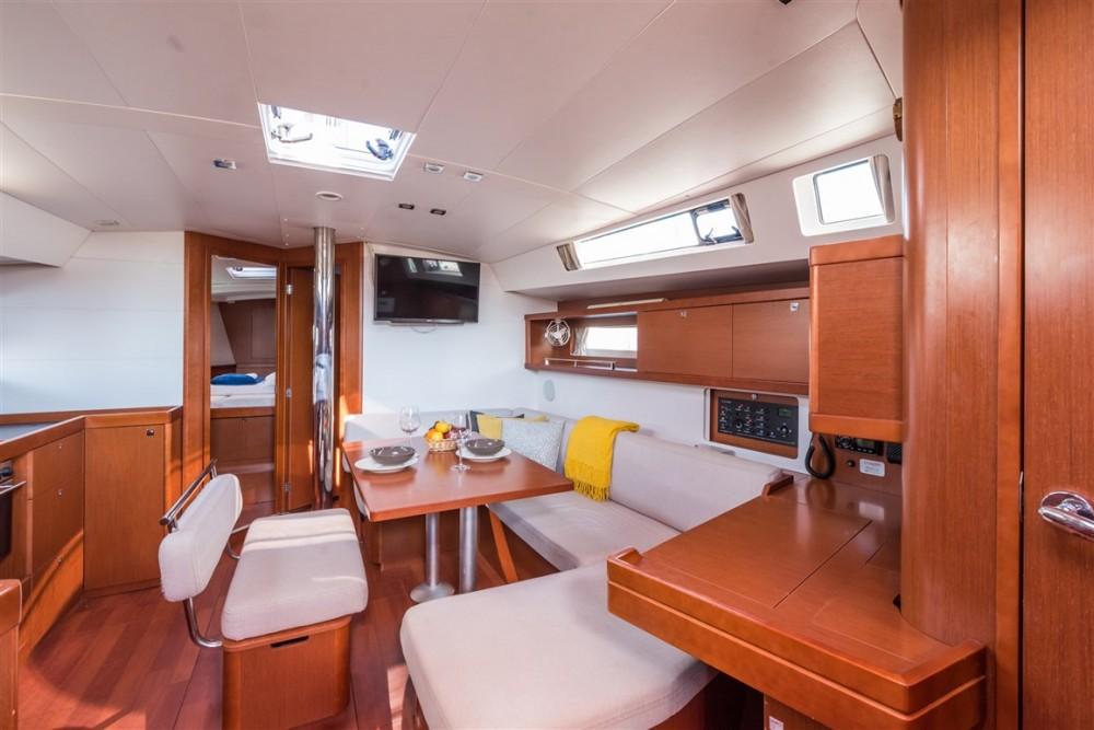 Boat rental Split cheap Oceanis 45