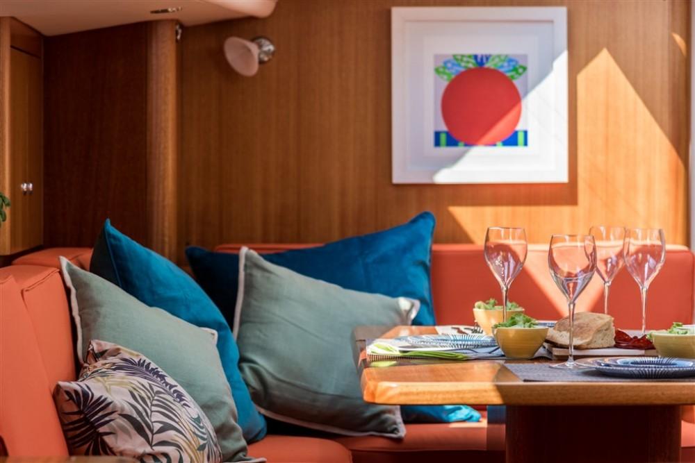 Boat rental ACI Marina Split cheap Najad 570 CC