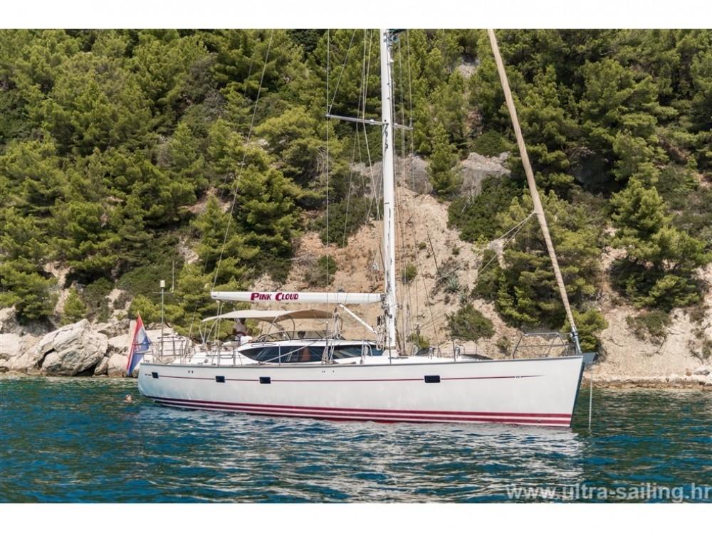 Boat rental  Najad 570 CC in ACI Marina Split on Samboat