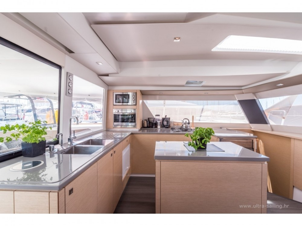 Catamaran for rent Donji Seget at the best price