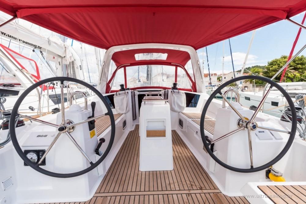 Bénéteau Oceanis 35.1 between personal and professional ACI Marina Split