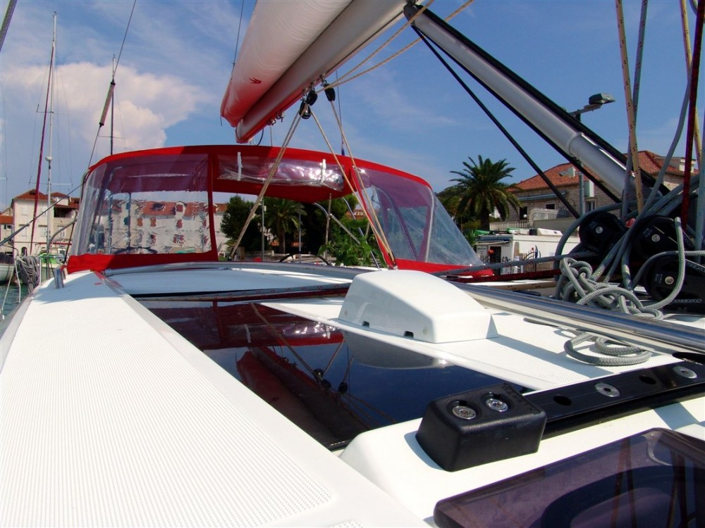 Boat rental Bénéteau Oceanis 46.1 in ACI Marina Split on Samboat