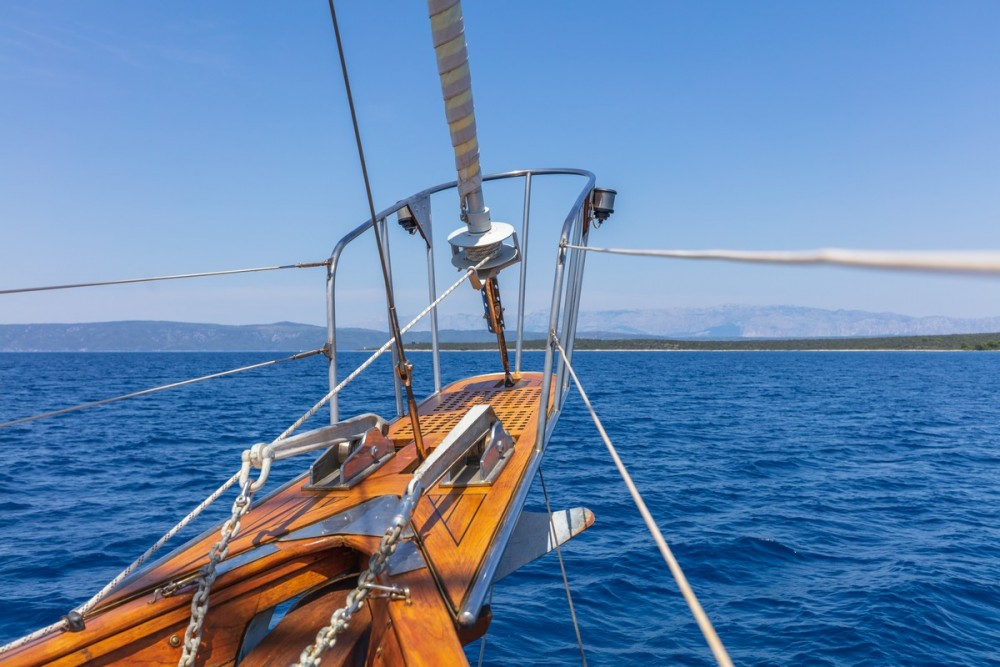 Hire Sailboat with or without skipper  Split