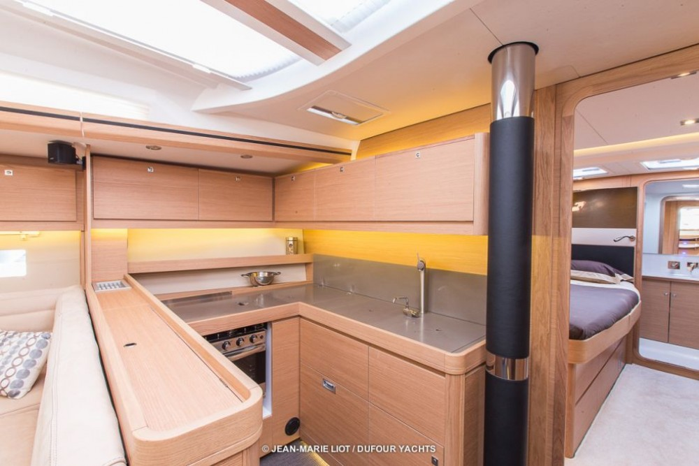 Boat rental Dufour Dufour 56 Exclusive in Road Town on Samboat