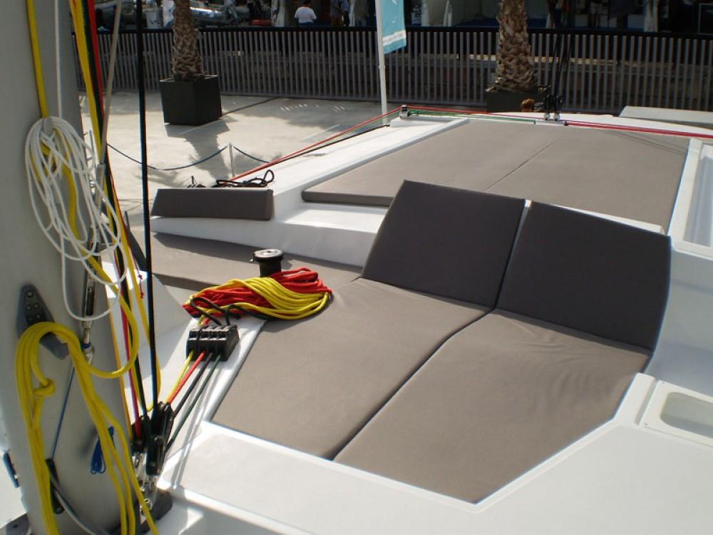 Rent a Bali Catamarans Bali 4.0 Road Town