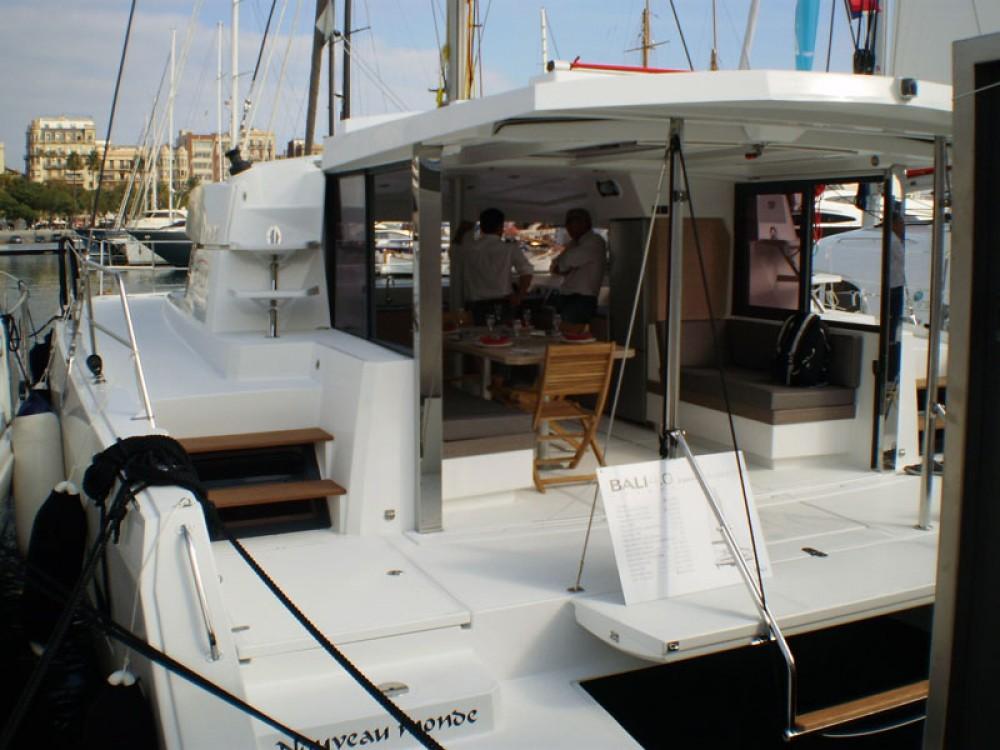 Rental Catamaran in Road Town - Bali Catamarans Bali 4.0