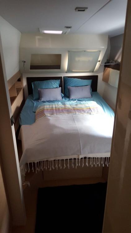 Catamaran for rent Martinique at the best price