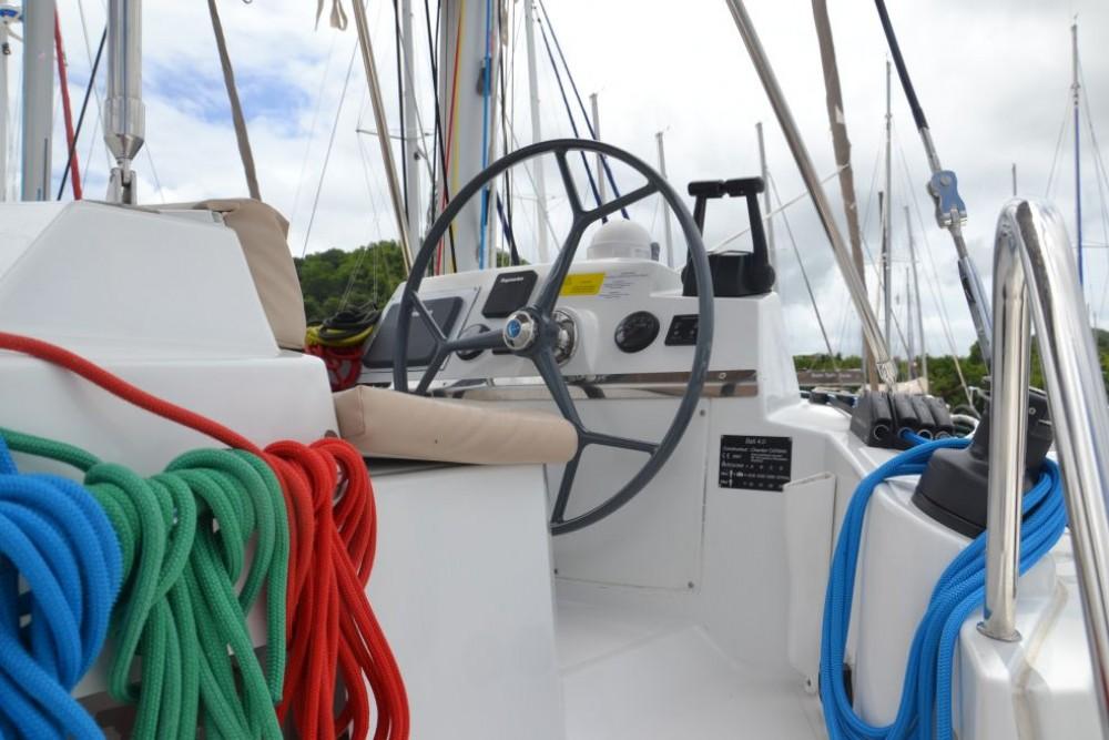 Rental Catamaran in Martinique - Bali Catamarans Bali 4.0