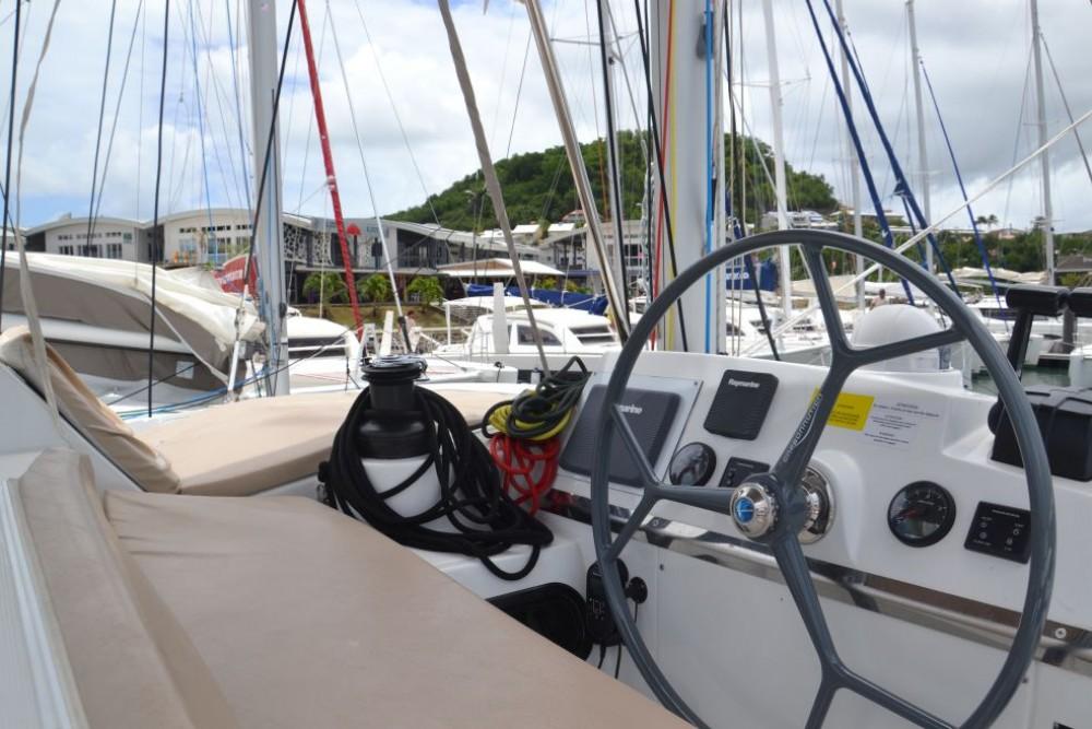 Rent a Bali Catamarans Bali 4.0 Martinique
