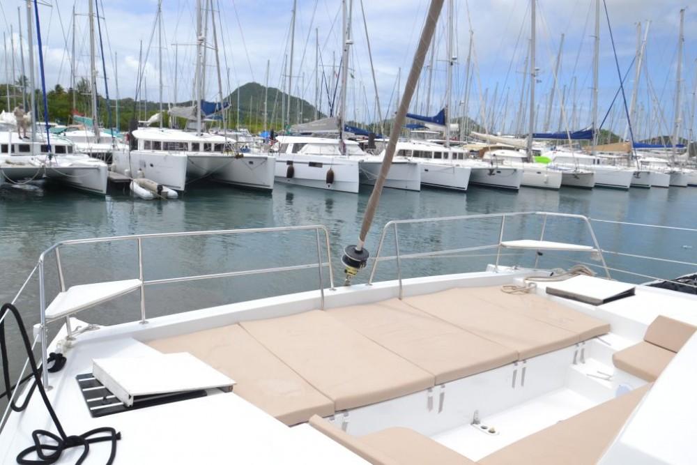 Boat rental Martinique cheap Bali 4.0