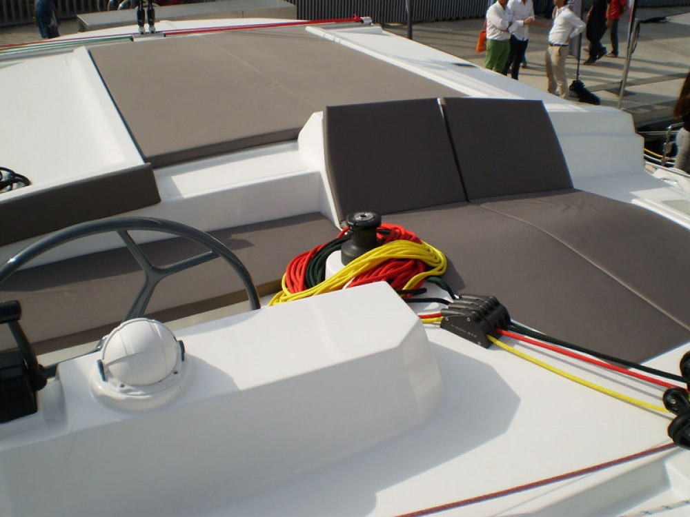 Rent a Bali Catamarans Bali 4.0 Le Marin