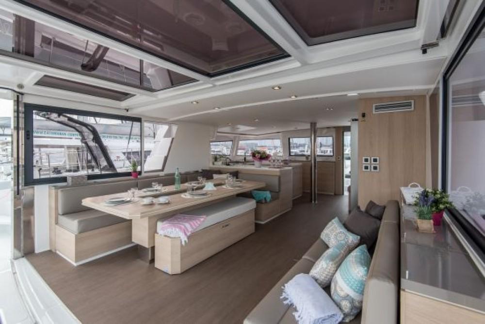 Boat rental Bali Catamarans Bali 5.4 in Saint Martin (France) on Samboat