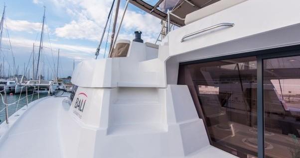Rental Catamaran in Saint Martin (France) - Bali Catamarans Bali 5.4
