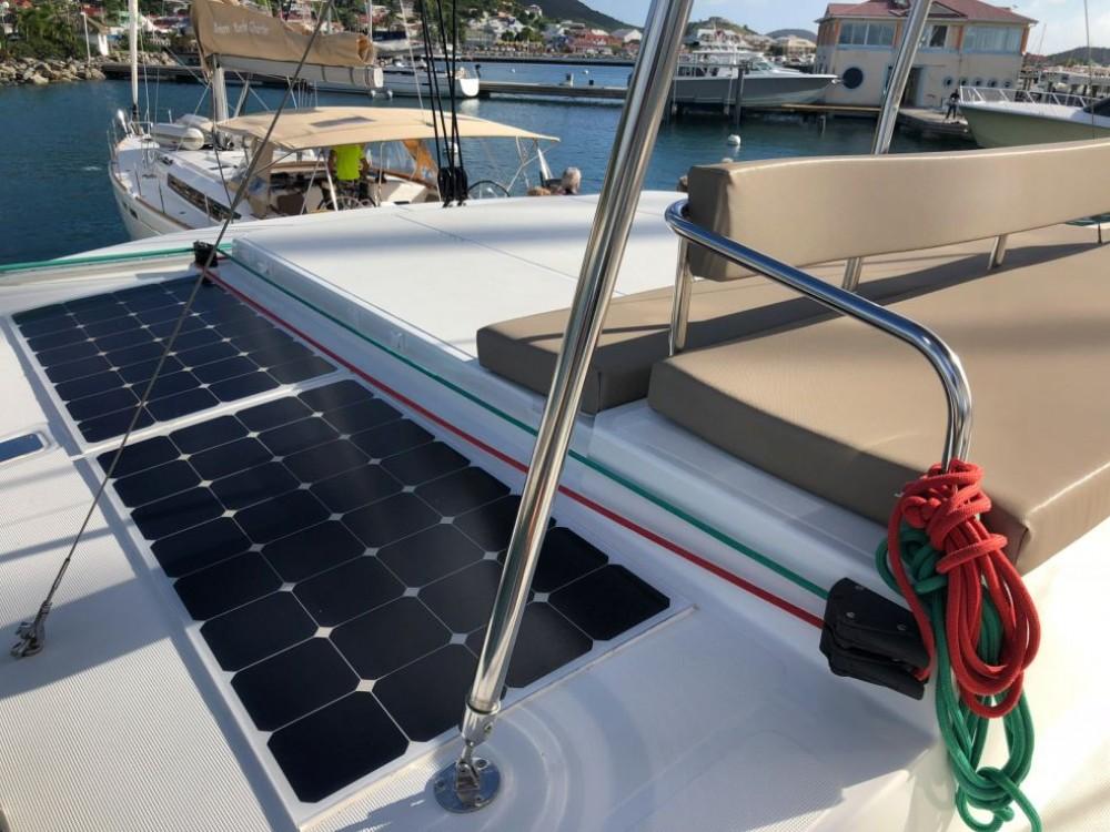 Rental Catamaran in Saint Martin (France) - Catana Bali 4.3