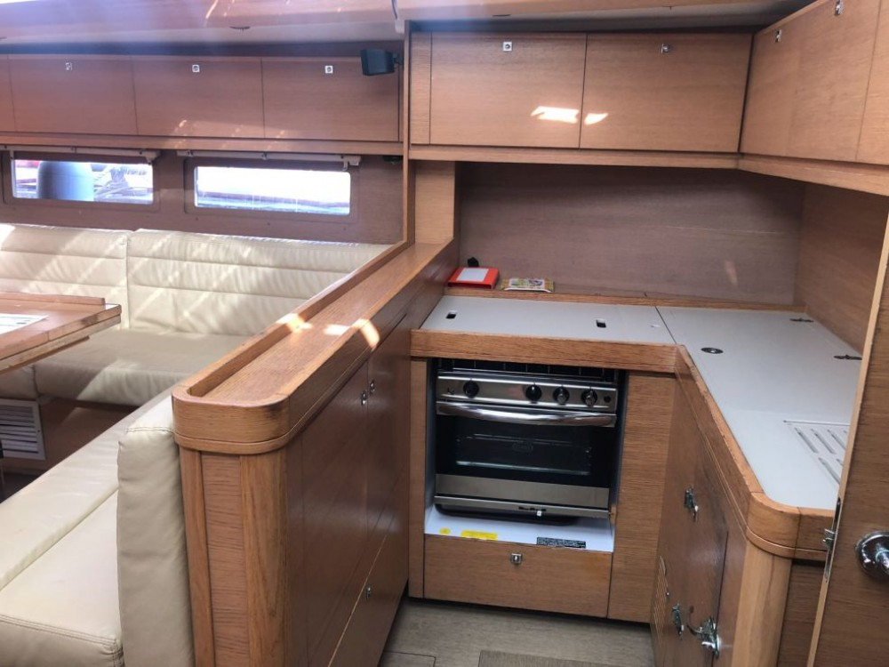 Boat rental  cheap Dufour 500 Grand Large