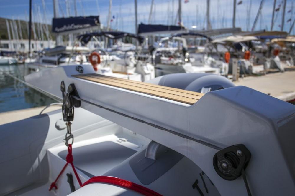 Rental Catamaran in Trogir - Fountaine Pajot Saba 50