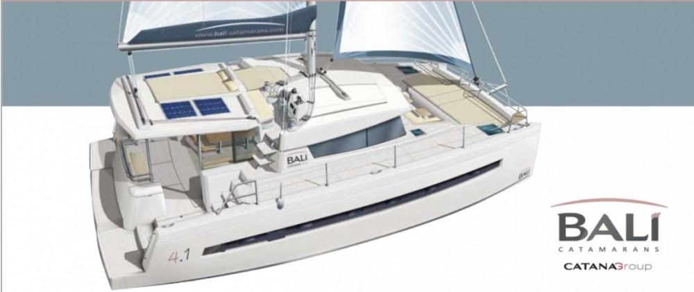 Boat rental Marseille cheap Bali 4.1 Owner Version