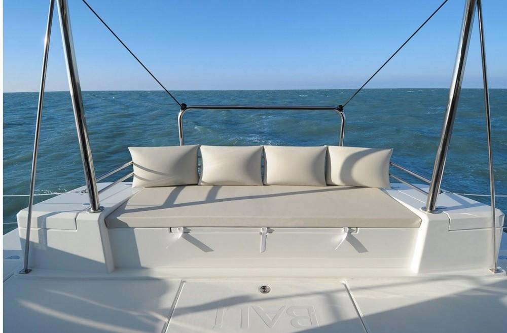 Bali Catamarans Bali 4.1 Owner Version between personal and professional Marseille