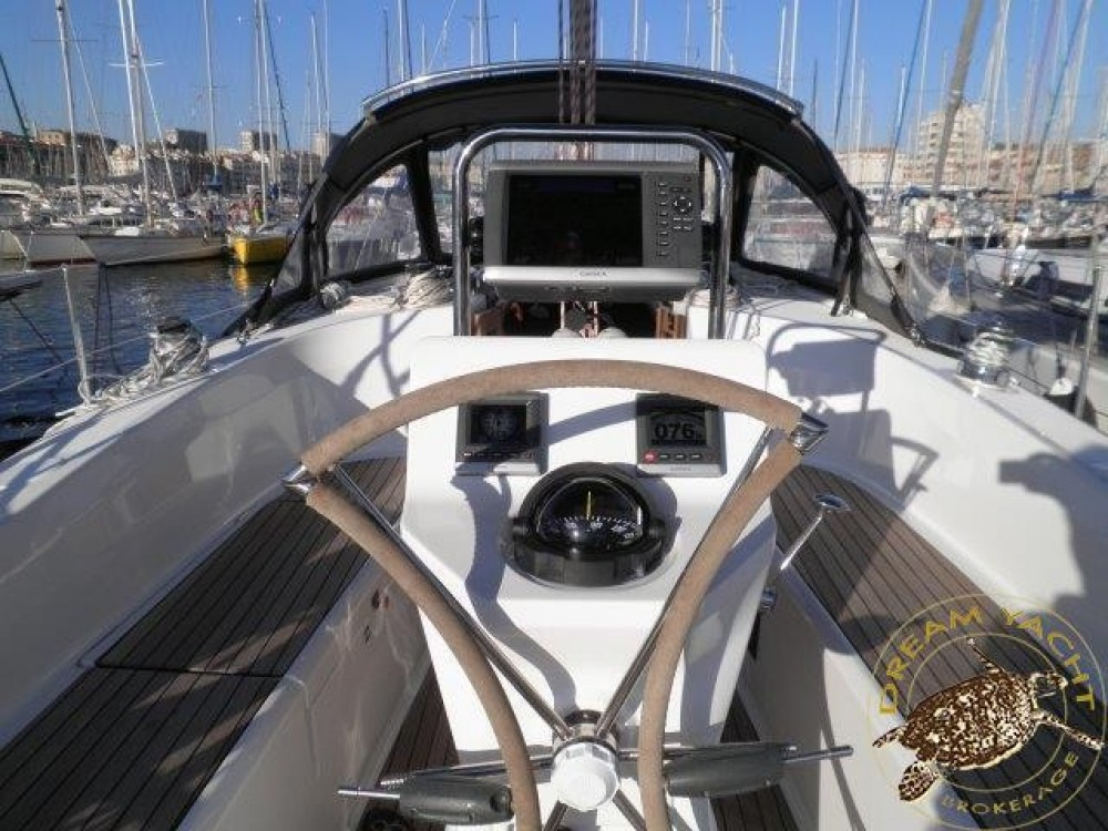 Hire Sailboat with or without skipper Bavaria Saint-Mandrier-sur-Mer
