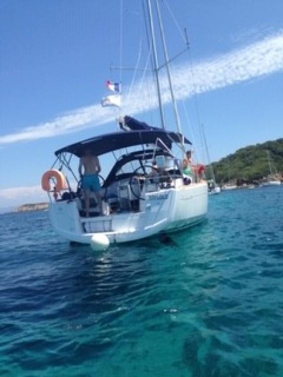 Boat rental Saint-Mandrier-sur-Mer cheap Sun Odyssey 349