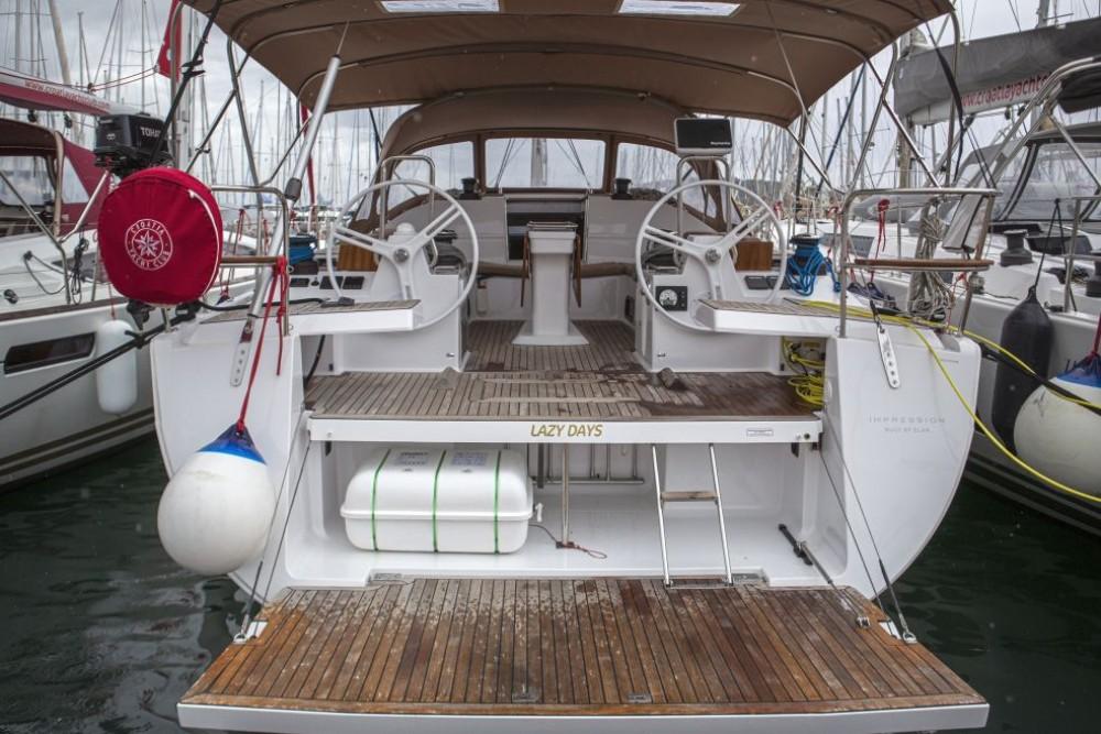 Rental Sailboat in Trogir - Elan Elan 50 Impression