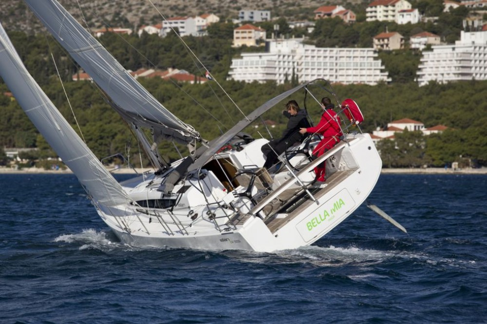 Hire Sailboat with or without skipper Elan-Yachts Trogir