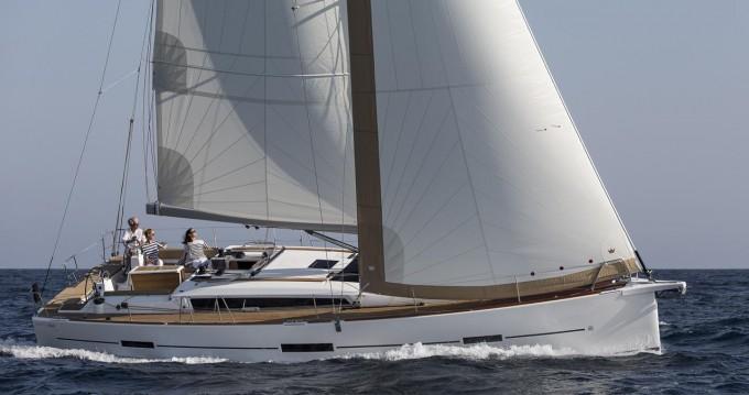 Boat rental Dubrovnik cheap Dufour 460