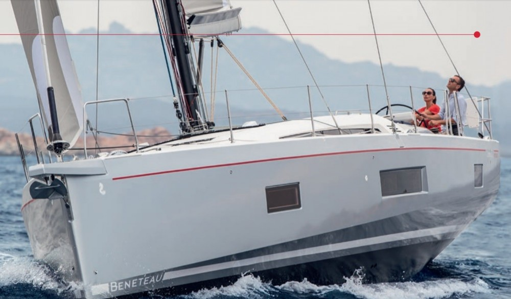 Rental yacht Peloponnese, Western Greece and the Ionian - Bénéteau Oceanis 51.1 on SamBoat
