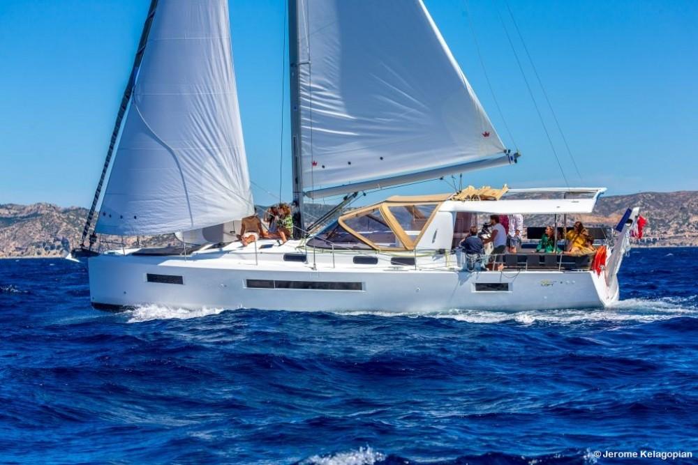 Rental Sailboat in Corfu - Jeanneau Sun Loft 47