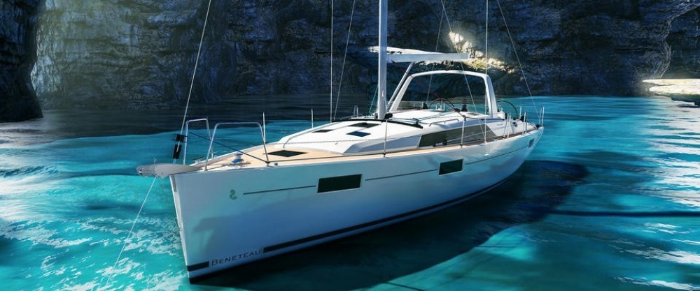 Boat rental Olbia cheap Oceanis 41.1