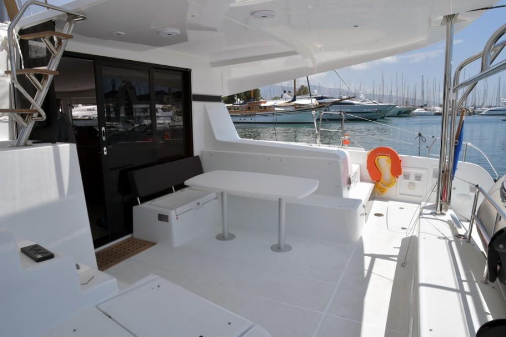 Rental yacht Greece - Lagoon Lagoon 42 on SamBoat